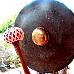 Gong y mazo